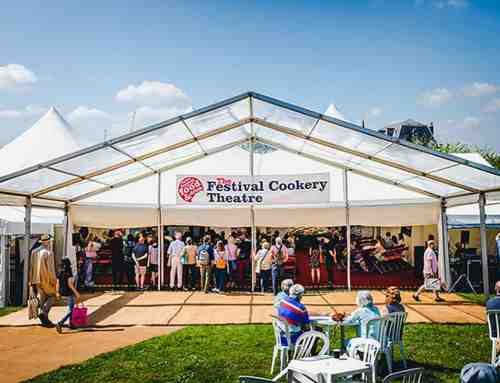 Festival Cookery Theatre