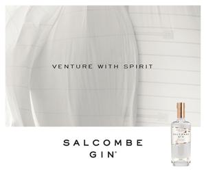 Salcombe Gin Rectangle