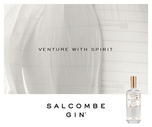 Salcombe Gin Rectangle