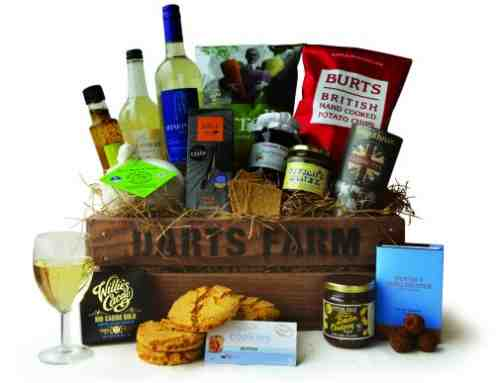 Win a Darts Farm Luxury West Country Hamper, Chef's Table Seats and Tickets to Exeter Food Festival