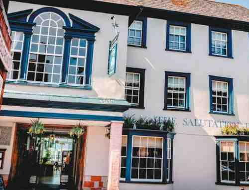 Win a stay at The Salutation Inn and tickets to Exeter Food Festival